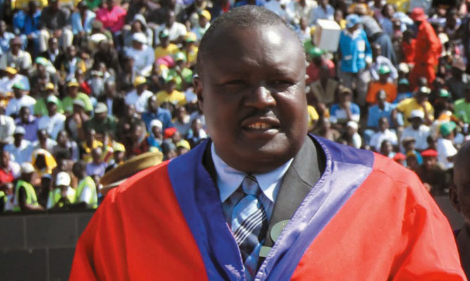 Chiefs in near blows, as Charumbira survives axe