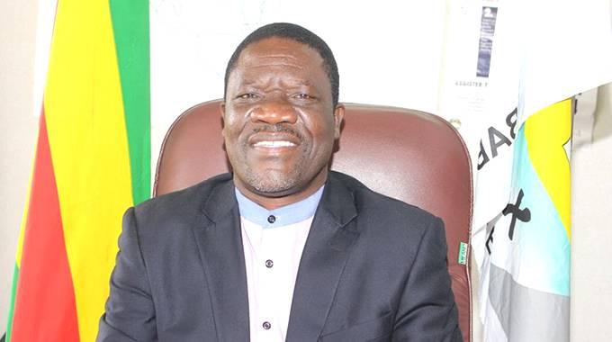 'Chigumba has no Twitter account'
