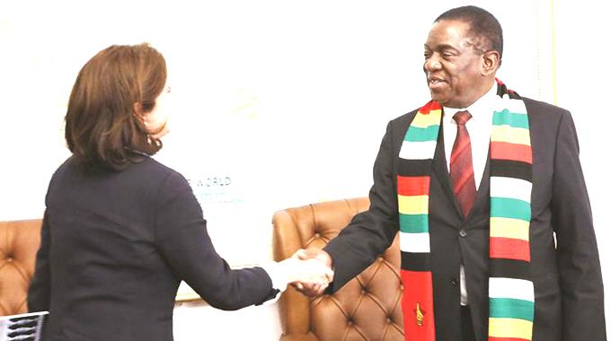 Spanish envoy bids farewell