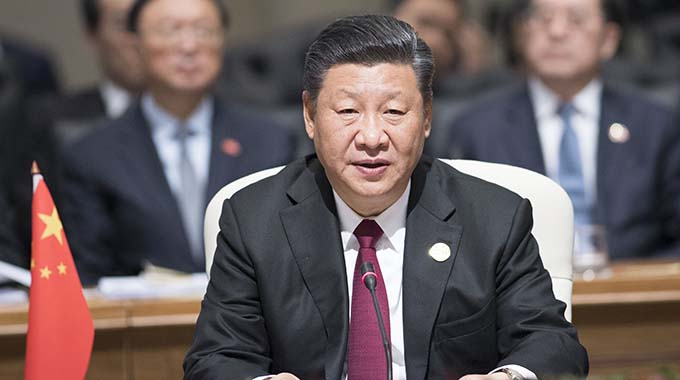 ED, Xi to hold bilateral talks