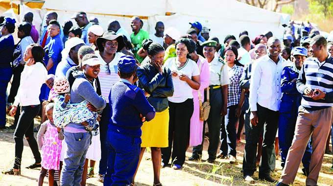 BREAKING NEWS: Zanu-PF extends lead