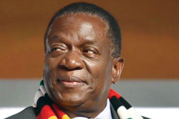 Mnangagwa renews US$2bn Chinese bid