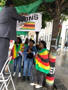 Zimbabwe Trek – Zimbabwe Vigil Diary