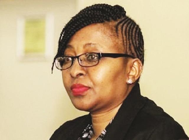 Mrs Nesisa Mpofu