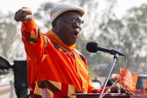 Zambia deports Zimbabwe opposition leader Biti, says lawyer