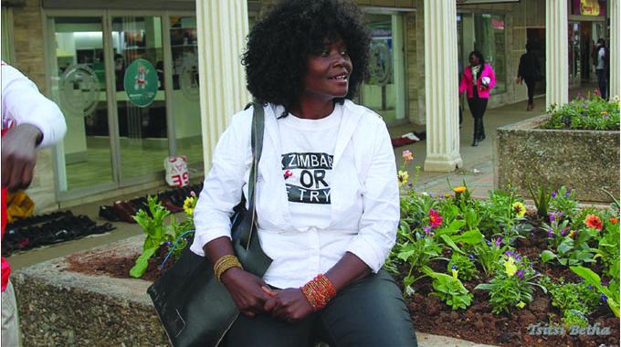 Diaspora woman gives Harare kiss of life