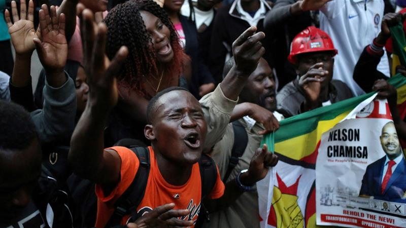 What next for Zimbabwe's opposition?