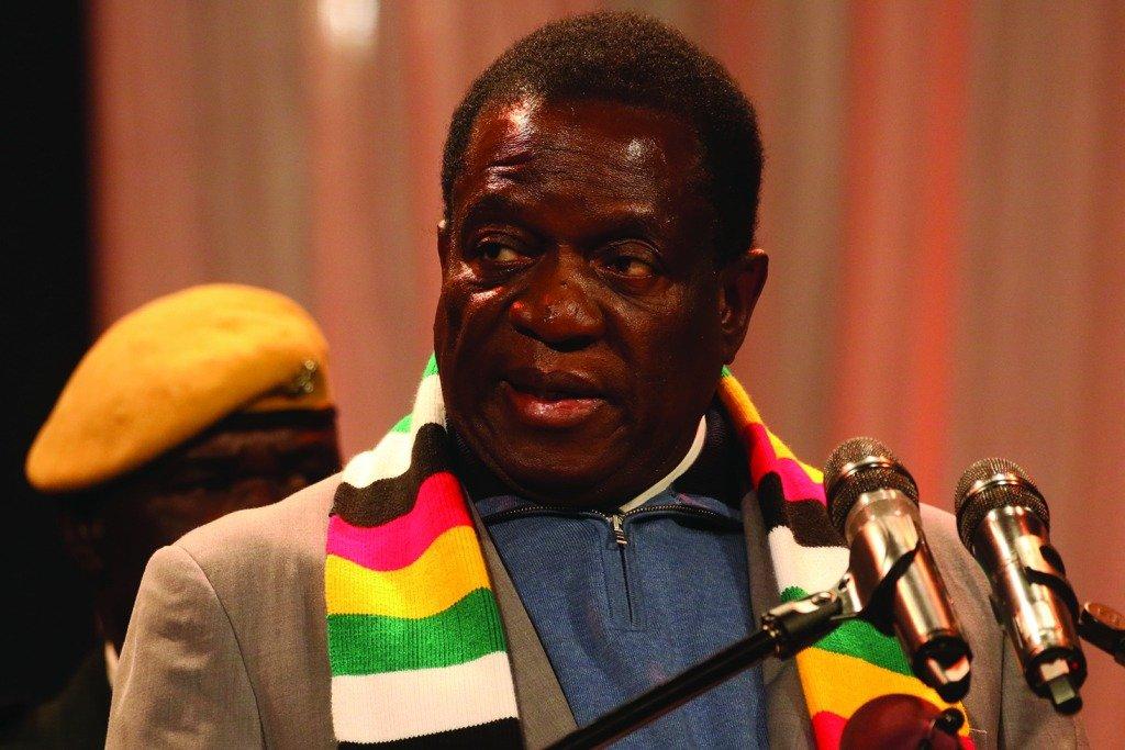 Bring it on: ED dares Chamisa - Zimbabwe Situation