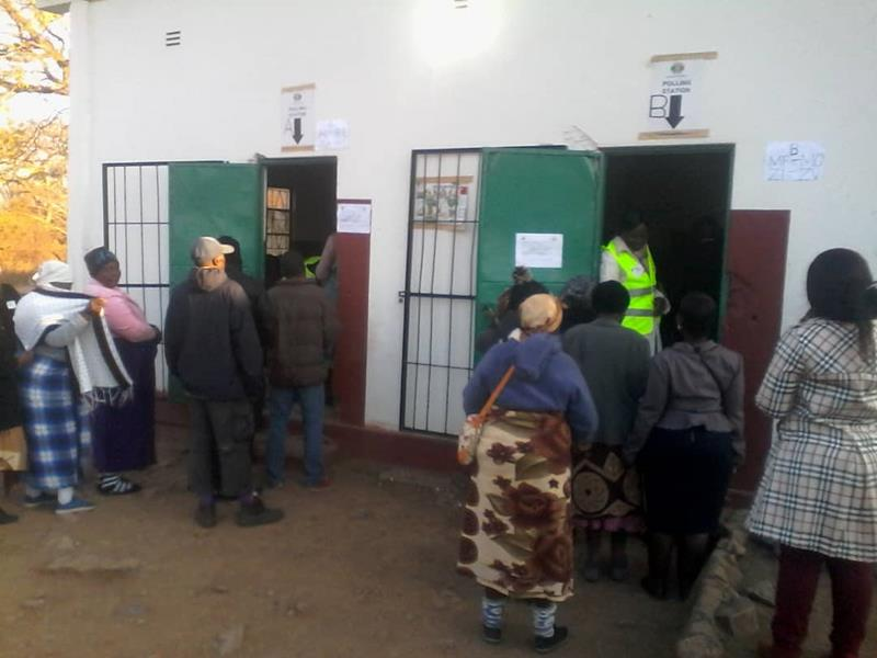 Storm over plan to bar Chamisa from polls