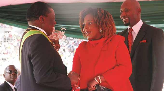 Mugabe endorses ED