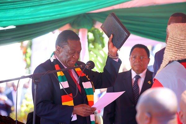 Mnangagwa in fix over new Cabinet