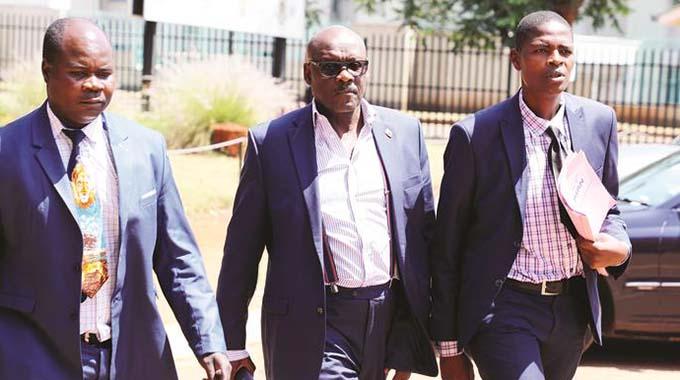 Ex-minister Parirenyatwa arrested