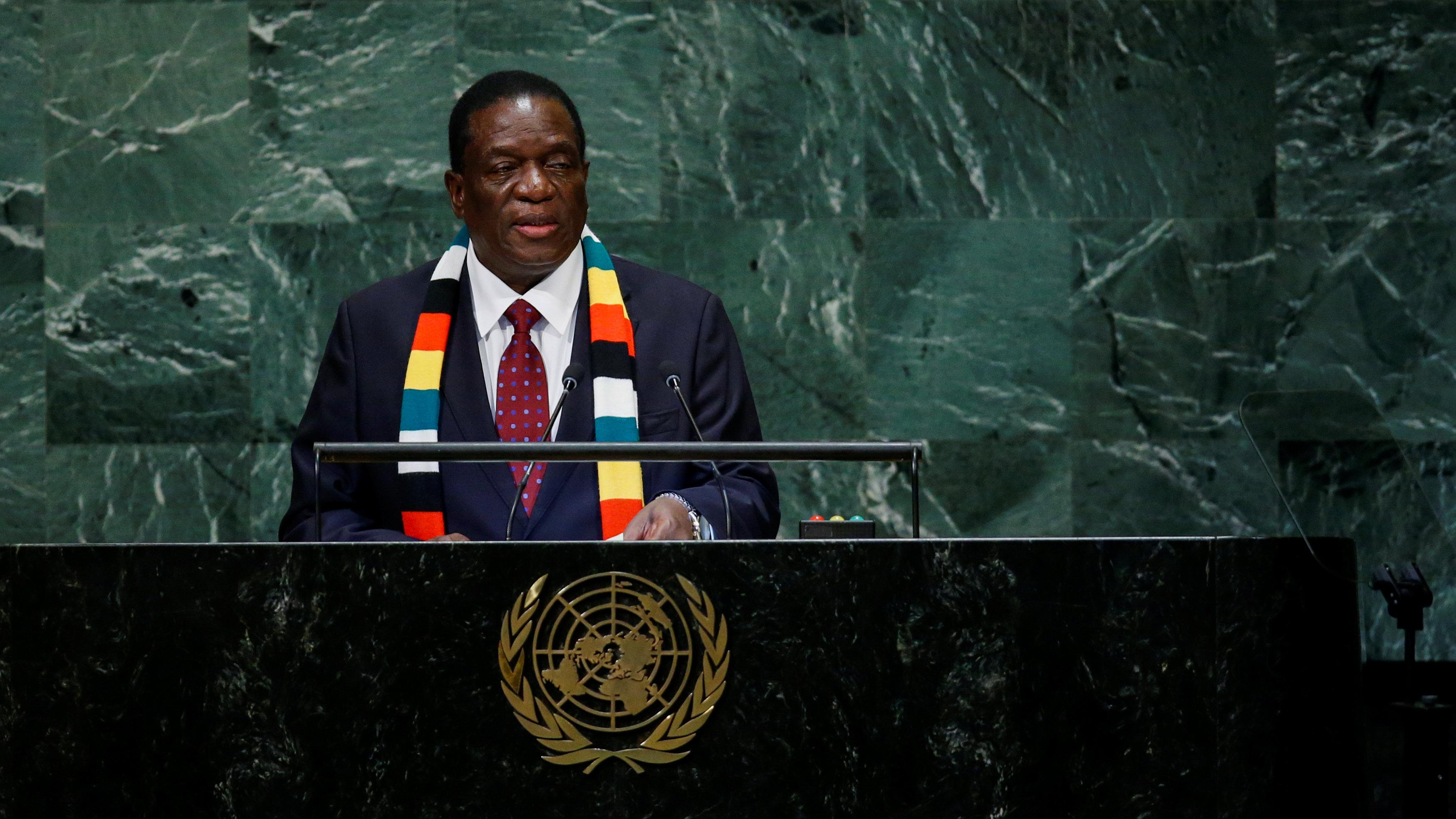 US press Zim over media freedom amid calls to lift sanctions