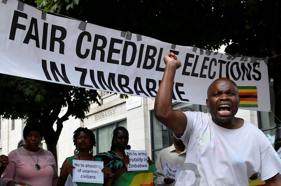Catholic agencies in Zimbabwe battle growing demand as economy sinks