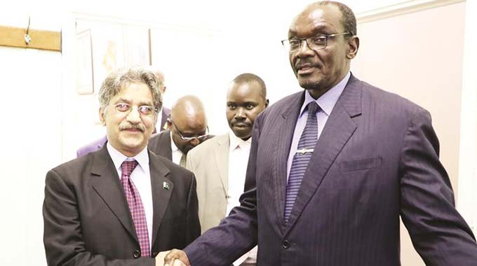 Zim, Pakistan keen to revive Joint Commission