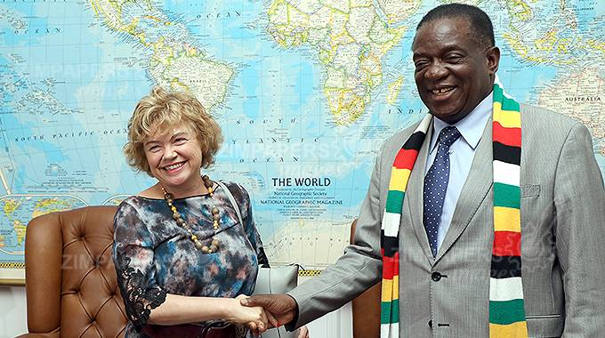IMF offers to help Zim clear arrears