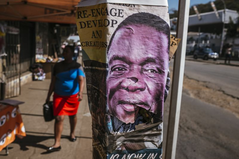 The Fear Gap's Back as Dollar Pinch Worsens After Zimbabwe Vote