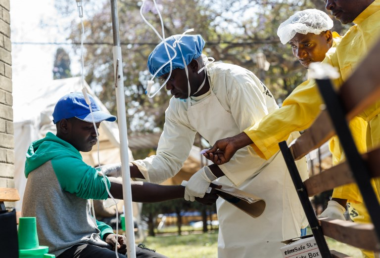 Zimbabwe cholera deaths at 24, drugs resistant: WHO