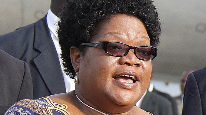 Mujuru's world crumbles