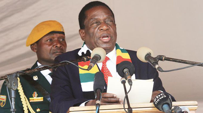 President clears air on mbanje