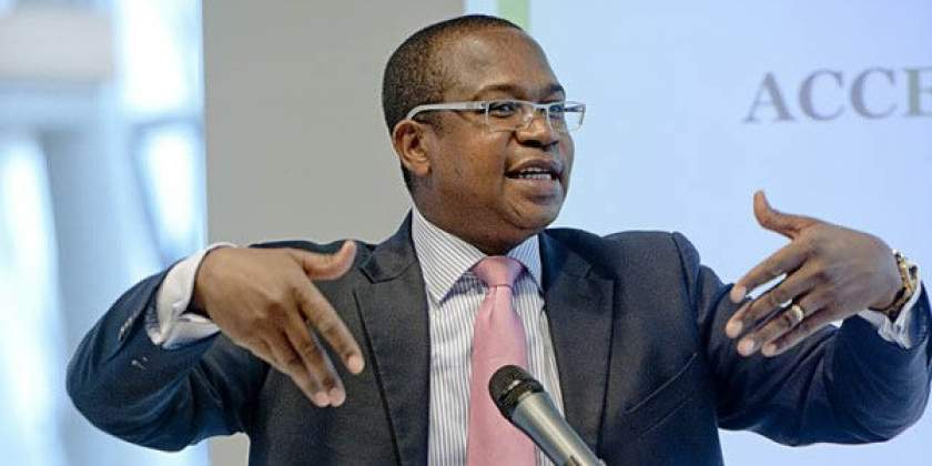 Ncube striking the right note