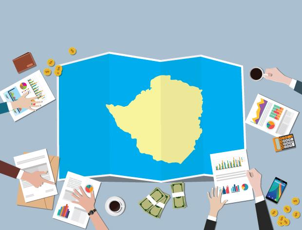UK financiers to lead re-engagement with Zimbabwe
