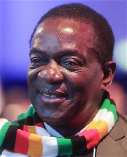 May and Merkel backing Mnangagwa is bad news for Zimbabwe