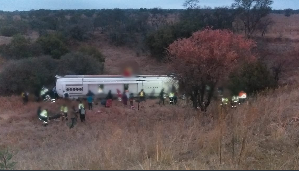 Limpopo fatal bus crash: driver nabbed as he tries to flee to Zim