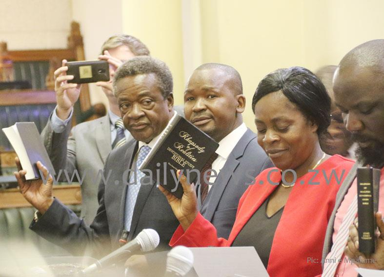 '9th Parly must hold public institutions accountable'