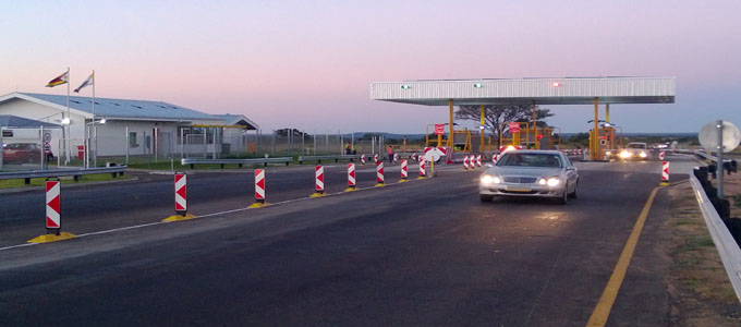 HCC to set up tollgate  along Harare Drive