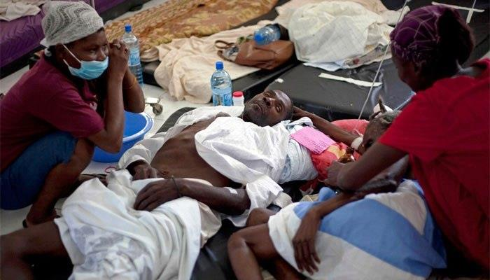 Let's fight cholera together: Chamisa