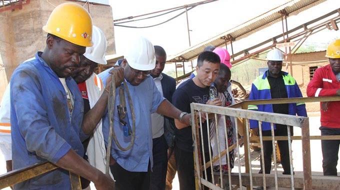 Govt cracks whip on gold milling centres