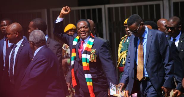 Electronic payment tax necessary pain for Zimbabwe's recovery, says Mnangagwa