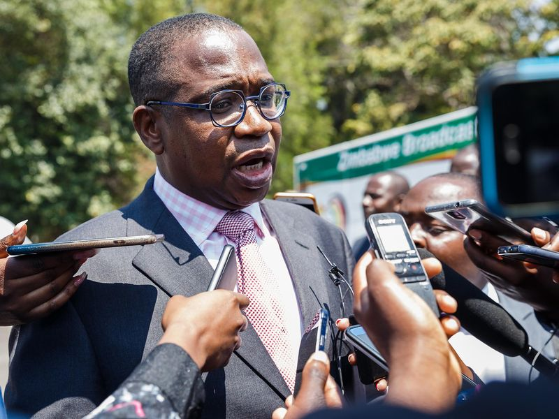 Zimbabwe Government to Cut Jobs as Part of Stabilization Program