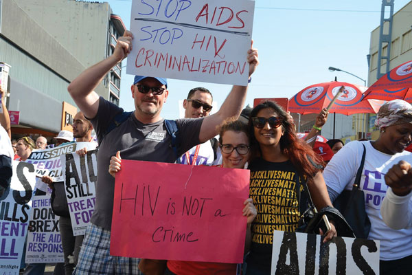 HIV-related prosecutions to be guided by best scientific evidence