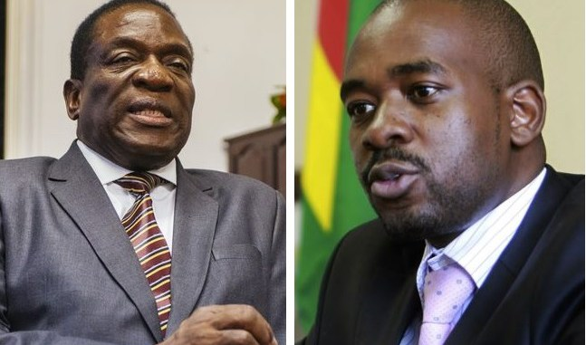 ED, Chamisa cannot preside over graves
