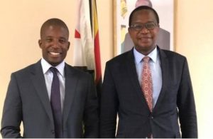 Mthuli Ncube ditches Nick Mangwana, creates parallel Ministry of Information