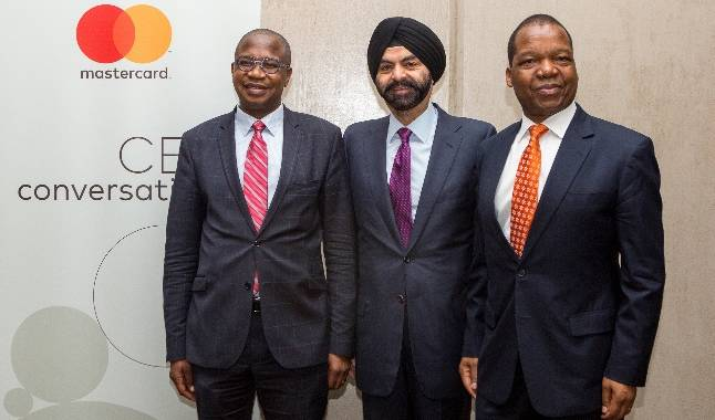 JUST IN: Mastercard pledges Zim support