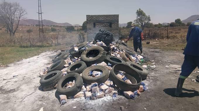 JUST IN: Mutare in cholera scare