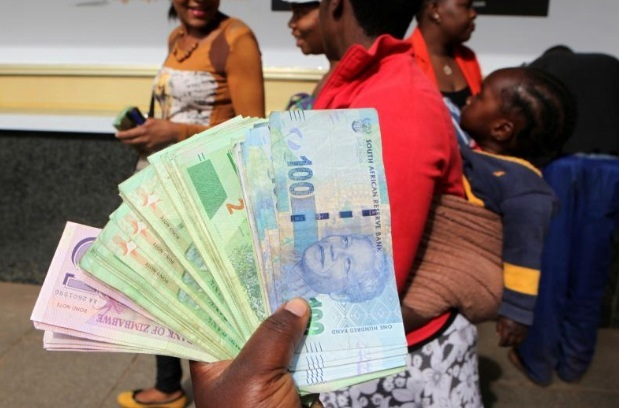 Robbers Target Money Changers