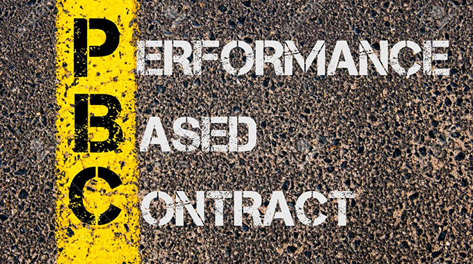 Performance-based contracts for perm secs