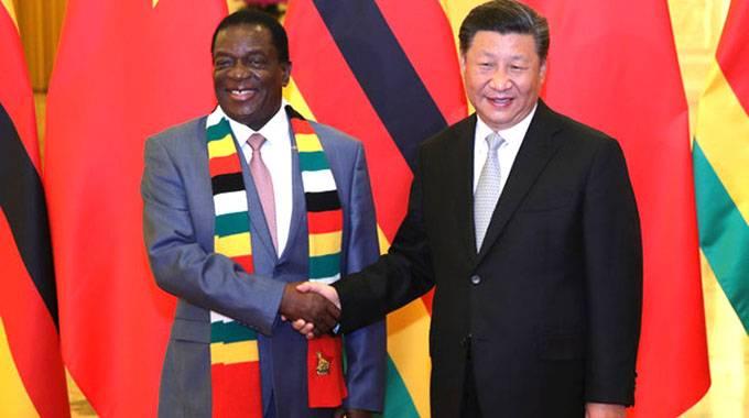 Zim could be China's economic gateway to sub-Saharan Africa