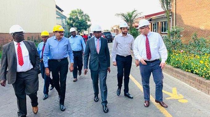 Zimbabwe as a new gateway into Africa