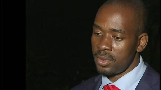 Rowdy MDC MPs force Parly to adjourn