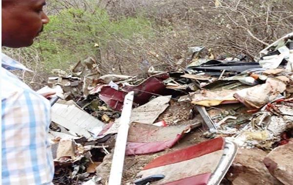 Three feared dead in Masvingo plane crash