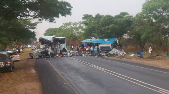 UPDATED : 47 perish in horror bus crash
