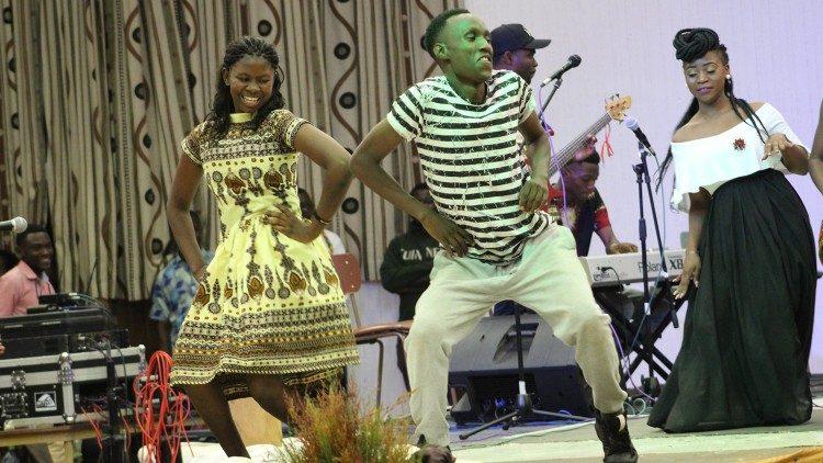 Young Zimbabwe Catholics hold Concert