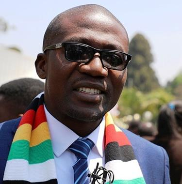 Minister Reads Riot Act Zimbabwe Situation