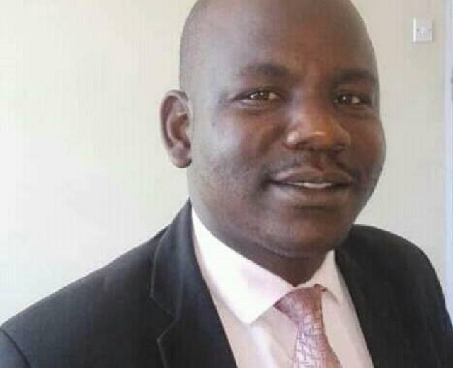 Bulawayo Mayor Solomon Mguni