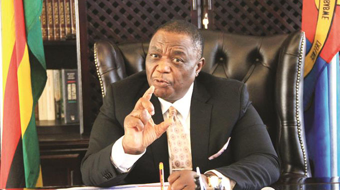 ED to serve his two terms: Chiwenga